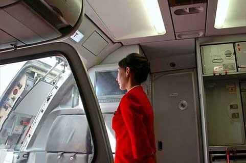 dla pracowników komunikacji miejskiej i stewardess